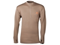 Product detail of First Lite Men's Llano QZ 1/4 Zip Long Sleeve Base Layer Shirt