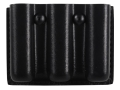 Product detail of Safariland 775 Slimline Open-Top Triple Magazine Pouch Springfield XD 9mm Laminate Black