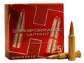Product detail of Hornady SUPERFORMANCE Varmint Ammunition 17 Hornet 20 Grain V-Max Box of 25