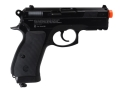 Product detail of Aftermath CZ75 D Airsoft Pistol 6mm CO2 Blowback Semi-Automatic Polymer Black