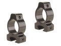 "Thumbnail Image: Product detail of Leupold 1"" Rifleman Ring Mounts Rimfire 3/8"" Groo..."