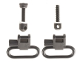 "Product detail of Shooters Ridge Sling Lok Quick-Detachable Sling Swivel Set for Bolt Action 1"" Black"