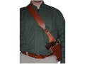 "Product detail of Hunter Bandolier Style Holster S&W X-Frame 460, 500 8-3/8"" Barrel Leather Brown"