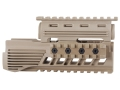 Product detail of Command Arms Quad Rail Handguard AK-47, AK-74 Polymer