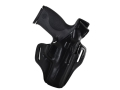 Product detail of Bianchi 56 Serpent Outside the Waistband Holster S&W M&P 9mm, 40 Leather