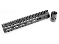 Product detail of Noveske NSR Keymod Customizable Free Float Handguard AR-15 Aluminum Black