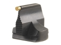 "Product detail of Williams Front Sight .570"" Height .531 Width Steel Blue 1/16"" Gold Bead Steel Black"