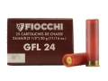 "Product detail of Fiocchi Field Load Ammunition 24 Gauge 2-1/2"" 11/16 oz #8 Shot Box of 25"