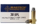 Product detail of Magtech Sport Ammunition 38 Special 158 Grain Lead Semi-Wadcutter