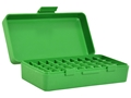 Thumbnail Image: Product detail of MTM Flip-Top Ammo Box 380 ACP, 9mm Luger 50-Round...
