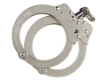 Thumbnail Image: Product detail of Safariland 8111 Oversized Chain Handcuffs Steloy