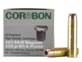 Product detail of Cor-Bon Hunter Ammunition 460 S&W Magnum 325 Grain A-Frame Bonded Core Soft Point Box of 20