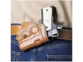 Product detail of Galco Small Of Back Holster Right Hand 1911 Government Leather Tan