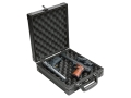 "Product detail of Browning Talon Double Pistol Gun Case 13-1/2"" ABS Plastic over Aluminum Frame Black"