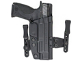 "Product detail of Comp-Tac CTAC Inside the Waistband Holster Right Hand Springfield XDS 3.3"" 45 Kydex Black"