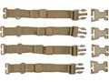 Product detail of 5.11 RUSH Tier System 4-Piece Strap Kit Nylon