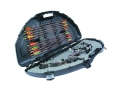 "Product detail of Flambeau Safe Shot 49"" Single Bow Case Polymer Black"