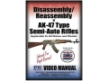 "Product detail of American Gunsmithing Institute (AGI) Disassembly and Reassembly Course Video ""AKS, MAK90, AK-47 Semi-Auto Rifles"" DVD"