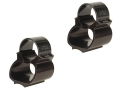 "Product detail of Weaver 1"" Steel Lock See-Thru Ring Mount Winchester 88, 100 Matte"