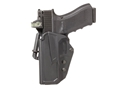 Product detail of 5.11 ThumbDrive Outside the Waistband Holster Left Hand Glock 17, 22 Kydex Black