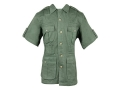 Product detail of Boyt Shumba Safari Jacket Short Sleeve Cotton Twill