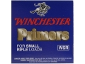 Product detail of Winchester Small Rifle Primers #6-1/2
