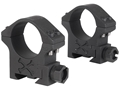 Product detail of Talley 30mm Tactical Picatinny-Style Rings Matte (Black Armor)