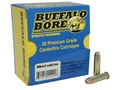 Product detail of Buffalo Bore Ammunition 357 Magnum 125 Grain Jacketed Hollow Point High Velocity Box of 20