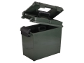 "Product detail of MTM Sportsman Plus Utility Dry Box 15"" x 8.8"" x 13"" Polymer Forest Green"