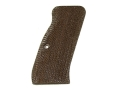 Product detail of CZ Grips CZ 97 Checkered Walnut