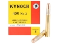 Product detail of Kynoch Ammunition 450 Number 2 Nitro Express 480 Grain Woodleigh Welded Core Solid Box of 5