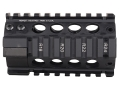 Product detail of Midwest Industries Free Float Tube Handguard Quad Rail AR-15 Pistol Length Aluminum Black