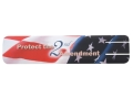Product detail of ERGO Full Profile 2nd Amendment Rail Cover Set of 2 Polymer