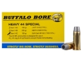 Product detail of Buffalo Bore Ammunition 44 Special 190 Grain Lead Soft Cast Gas Check Box of 20