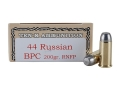 Thumbnail Image: Product detail of Ten-X Cowboy Ammunition 44 Russian 200 Grain Lead...