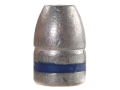 Product detail of Meister Hard Cast Bullets 38 Caliber (358 Diameter) 125 Grain Lead Flat Nose Box of 500