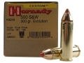 Product detail of Hornady Custom Ammunition 500 S&W Magnum 300 Grain Flex Tip eXpanding Box of 20