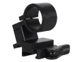 Product detail of American Defense AD-SM-01 Magnifier Swing Mount with Quick-Release Picatinny-Style Mount Matte
