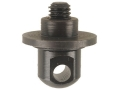 Product detail of Harris Bipod Adapter Stud Flange Nut for Ruger M77 Mark II Synthetic Stock Black