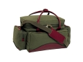 Product detail of Boyt Estancia Sporting Clays Range Bag Canvas and Leather Green