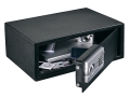 "Product detail of Stack-On ""Strong Box Safe"" Computer Electronic Lock Charcoal Gray"