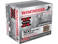 Thumbnail Image: Product detail of Winchester Super-X Ammunition 500 S&W Magnum 350 ...