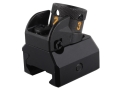 Product detail of HK Detachable Fixed Rear Diopter Sight AR-15, MR556 Flat-Top Aluminum Matte