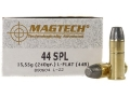 Product detail of Magtech Cowboy Action Ammunition 44 Special 240 Grain Lead Flat Nose