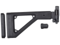 Product detail of Choate Adjustable Side Folding Stock HK 91 Steel and Synthetic Black