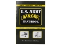 "Product detail of ""Ranger Handbook"" Military Manual by the Department of the Army"