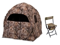Product detail of Ameristep Doghouse Ground Blind Combo Realtree AP Camo