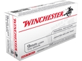 Product detail of Winchester USA Ammunition 9mm Luger 115 Grain Jacketed Hollow Point