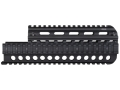 Product detail of UTG 2-Piece Handguard Quad Rail Saiga 7.62x39mm Aluminum Matte