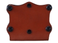 Product detail of Hunter 5601 Pro-Hide Double Magazine Pouch Open Top Double-Stack Magazine Leather Brown
